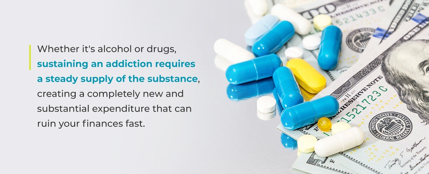 The Financial Cost of Drug Addiction
