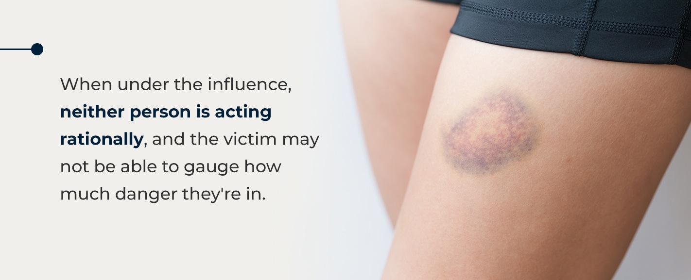 addiction and causes of domestic violence