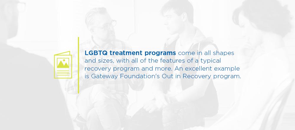 lgbtq recovery programs at gateway foundation