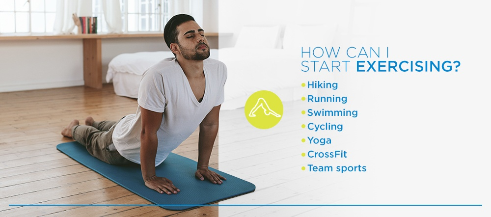 How Can I Start Exercising?