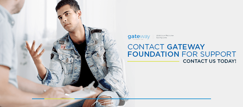 Contact Gateway Foundation for Support