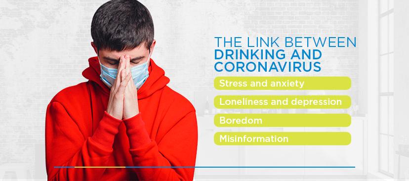 The Link Between Drinking and Coronavirus