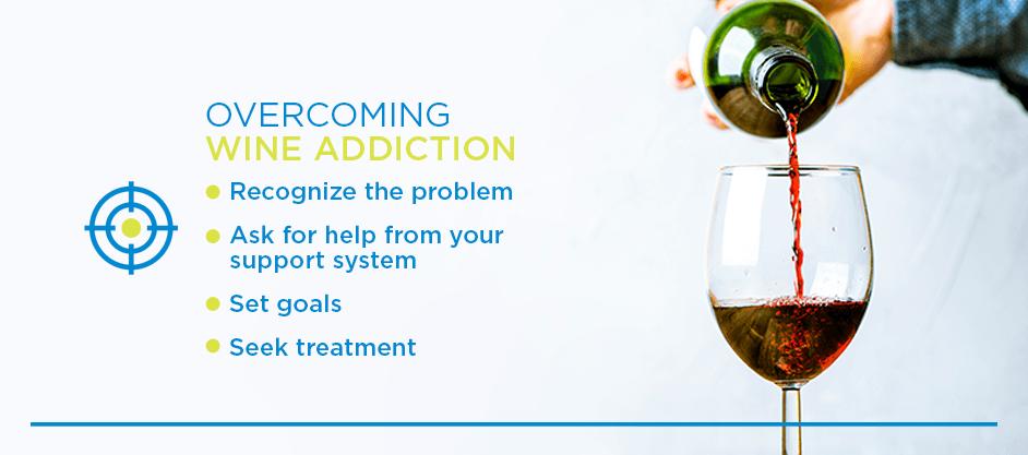 Overcoming Wine Addiction