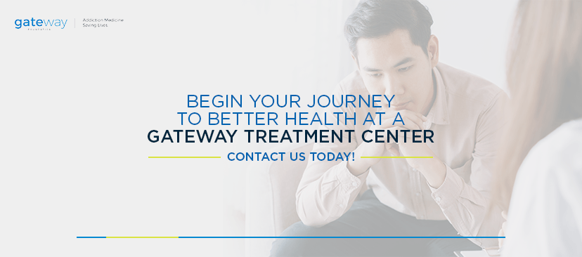Begin Your Journey to Better Health at a Gateway Treatment Center